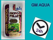 HIKARI MICRO PELLETS frais de port classe 22g-1st - Nourriture poissons tropicaux