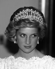 Princess of Wales, DIANA Glossy 8x10 Photo Celebrity Print Portrait