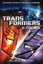 Transformers: Exodus - The Official History of the War for Cybertron-ExLibrary