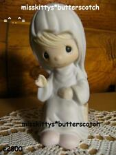 Precious Moments~NATIVITY~Mary~E2800~triangle mark~Come Let Us Adore Him~