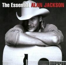 The Essential Alan Jackson by Alan Jackson (CD, Apr-2012, 2 Discs, Sony Legacy)