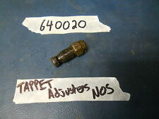 Jeep Willys MB GPW CJ2A 3A M38 M38A1 NOS tappet Adjuster