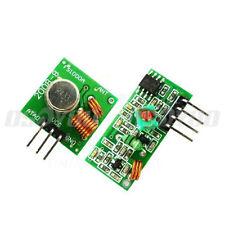 433Mhz RF Wireless Transmitter + Receiver Link Kit Module for Arduino (2pcs/set)