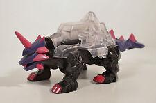 "2008 Cristalceratops 7"" Chromastone Pet Action Figure Ben 10 Ultimate Alien"