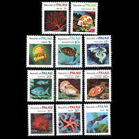 Palau 1983 - Marine Life Fish - Sc 9/19 MNH