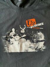 U2 Go Home Live from Slane Castle Promo T-Shirt. Women's Large. Never Worn - New