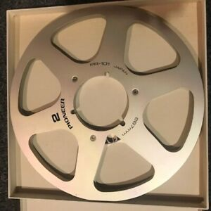 "Pioneer PR-101 10 1/2"" diameter Single Reel Only - no tape"