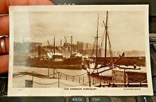 More details for  kirkcaldy   harbour  edwardian  postcard  n