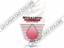 COLORIFICIO RASSASIE - MURALSTUC - 5 kg - STUCCO MURALE IN POLVERE PER INTERNI