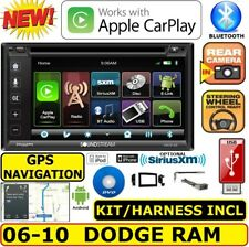 06 07 08 09 10 DODGE RAM GPS NAVIGATION SYSTEM BLUETOOTH CD DVD CAR STEREO RADIO