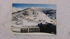 CPA 04 LA FOUX D ALLOS VUE GENERALE 1978 STATION DE SKI SPORT D HIVER IMMEUBLE