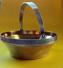 "Russian vintage sugar bowl 183 gr. 916 """