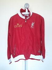 Mens Official Liverpool Champions of Europe Lightweight Jacket Size M Medium