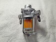 FISPA fuel filter/pressure regulator-Ferrari, Maserati, Alfa