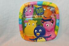 New The Backyardigans 8- Lunch Pocket Plates Supplies