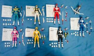 SH Figuarts Power Rangers Ban Dai Lot