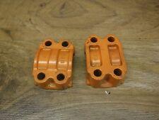 HONDA TRX TRX250R 250R 250 R STEERING STEM MOUNT BRACKET HANDLEBAR HANDLE BAR