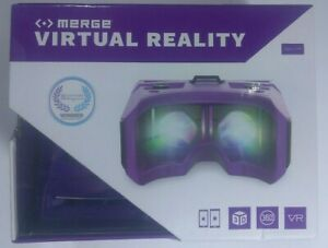 Merge VR Goggles Virtual Reality IOS Android Game Smartphone Play Gadget