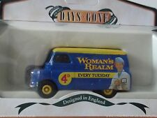 Lledo DG173007, Bedford CA Van, Woman's Realm Magazine, every Tuesday