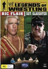 WWE - Legends Of Wrestling : Ric FLair & Sgt. Slaughter (DVD) NEW/unSEALED