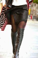Zara Black Mini (10.5-17 in) Skirt Skirts for Women