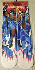 WWE - NEW DAY - PAIR OF CREW LENGTH SOCKS - UNISEX ADULT SIZE 6-12 TY171