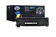 Cool Toner CHCE278A Compatible Toner Cartridge Replacement for HP CE278A 78A ...