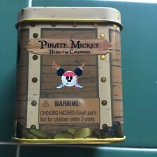 Disney Vinylmation Japan Exclusive Pirate Mickey Mouse New in Tin Sealed