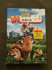 The Wild DVD Movie Walt Disney