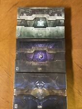 starcraft 2 collectors edition all