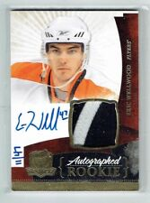 10-11 UD The Cup  Eric Wellwood  /47  Gold Spectrum  Auto  Patch  Rookie