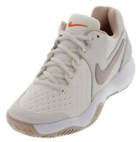 NEW Wmn's SZ 11, NIKE Air Zoom Resistance Tennis Shoes 918201-002 Particle Beige