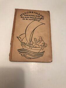 Hansreimann by Karl May bis Max Pallenberg in 60 Minuten in German 1923 25-194D