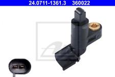 Sensor, Raddrehzahl für Bremsanlage Vorderachse ATE 24.0711-1361.3