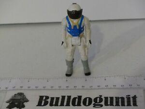 Pilot Figure Robotix Series R-2000 Building System Milton Bradley 1984 Astronaut