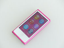 Apple iPod nano 7. Generation Rosa Pink 16GB A1446 gebraucht Pixelfehler