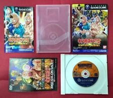 KINNIKUMAN II New Generation vs Legend - GAMECUBE - USADO - MUY BUEN ESTADO