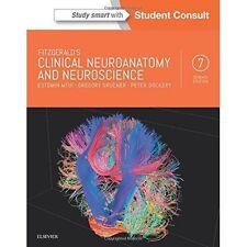 Fitzgerald's Clinical Neuroanatomy and Neuroscience by Estomih Mtui, Peter Dockery, Gregory Gruener (Paperback, 2015)
