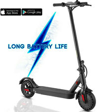 E-Scooter mit Elektroroller Faltbar Escooter Elektro Roller Hoverboard Batterie