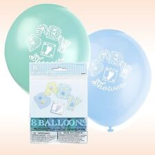Birthday, Child Oval Party Balloons