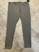 Nike Women's Sportswear Leggings Size L Grey AT5446 091 NEW