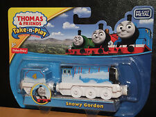 NEW Take Along/Take-n-Play Thomas 'SNOWY GORDON' R8852 CCK18 - Tatty Pack