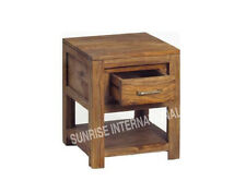 Contemporary Wooden Bed side cabinet (1 drawer) !!