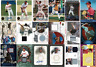 Game Worn & Signed Autographed Baseball Cart Lot of 40+! Guaranteed Authentic!