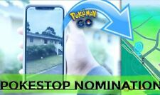 Pokestop Nomination, New Gym-Pokestop For Pokémon Go And Ingress