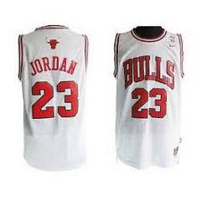 JORDAN CAMISETA DE LA NBA DE LOS BULLS BLANCA. TALLA S,M,L,XL.