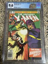Uncanny X-Men #142 Newsstand CGC 9.6 (NM+) White Pages