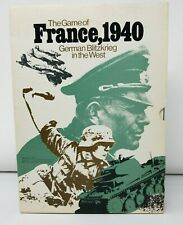 Avalon Hill WWII France 1940 Box