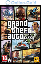 GTA 5 - Grand Theft Auto V -  PC [Rockstar] codice di download digitale - IT/EU