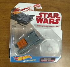 Star Wars Hot Wheels Imperial Combat Assault Tank Hovertank Rogue One Die Cast